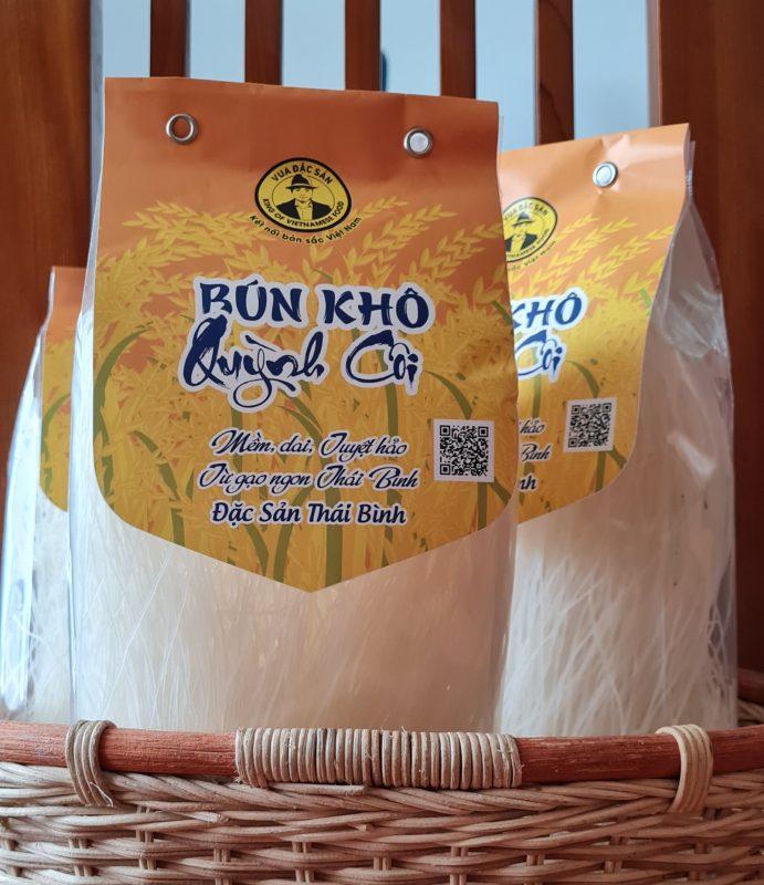 Bún Khô Quỳnh Côi